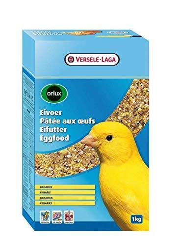 Orlux Eifutter Kanarien gelb 1kg für Kanarienvögel