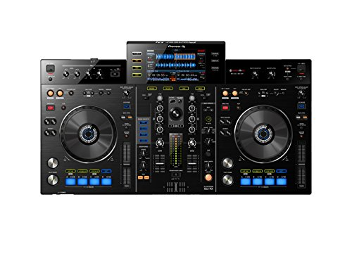 Pioneer XDJ RX – Konsole-, Doppel-Player, Mischpult, integrierter Monitor, kompatibel mit iPhone iPad