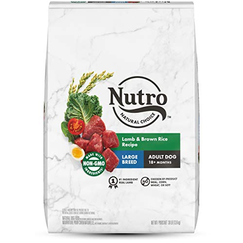 NUTRO NATURAL CHOICE Large Breed Adult Dry Dog...