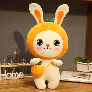 30-80 cm konijn knuffel kussen pop bed pop schattige slapende meisje grote super schattige kleine witte konijn pop 80 cm o...