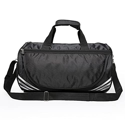 ATRNA Bolsa Deporte, Viaje Gimnasio Duffle Bag para Hombre Mujer Ultraligera Bolsa Deportiva Yoga Bolsa Fin de Semana