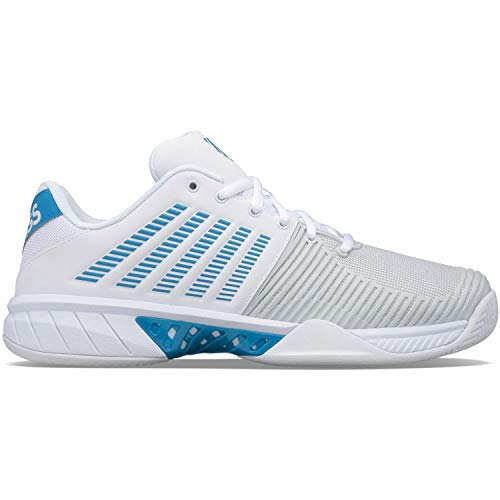 K-Swiss Express Light 2, Zapatos de Tenis Hombre, Blanco, 46 EU