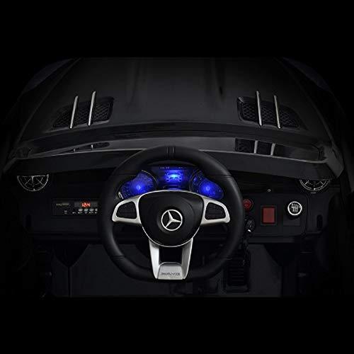 RC Auto kaufen Kinderauto Bild 6: Toyas Mercedes Benz SL65 KINDERAUTO ELEKTROAUTO SPORTAUTO Schwarz 12V*