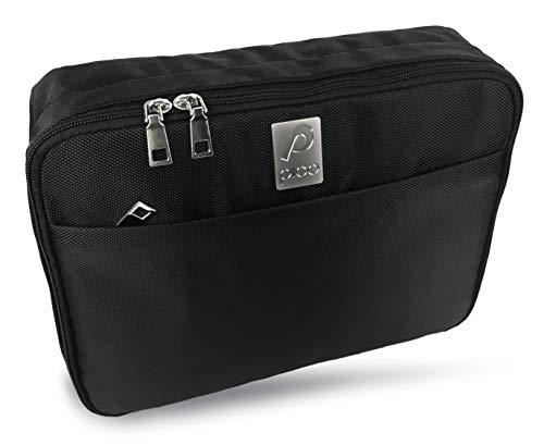 PICO Kulturbeutel - Premium Kulturtasche zum Aufhängen - Hochwertige Waschtasche mit...