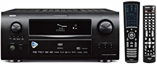 Denon AVR-4308CI Multizone Home Theater Receiver with Network Streaming and Wi-Fi (Discontinued by Manufacturer)