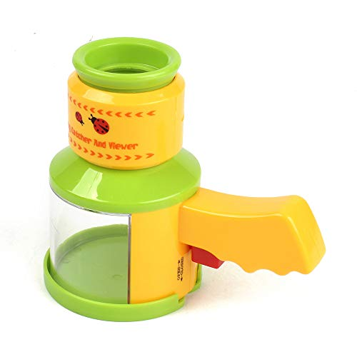 MeeYum Insect Bug Catcher and Viewer Set Microscope Science Experiment Toys for Kids Boys and Girls