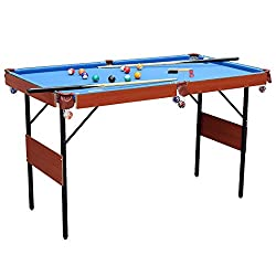 HLC 4 ft folding pool table