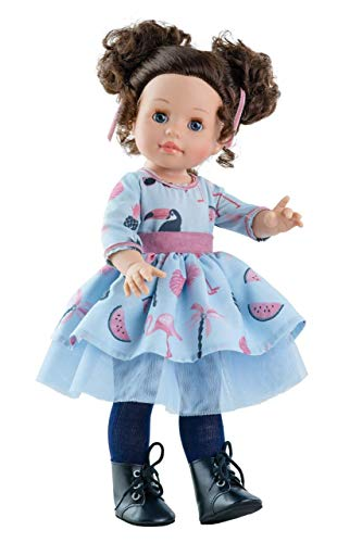Unbekannt Paola Reina Puppe Emily 42 cm Mehrfarbig (6023