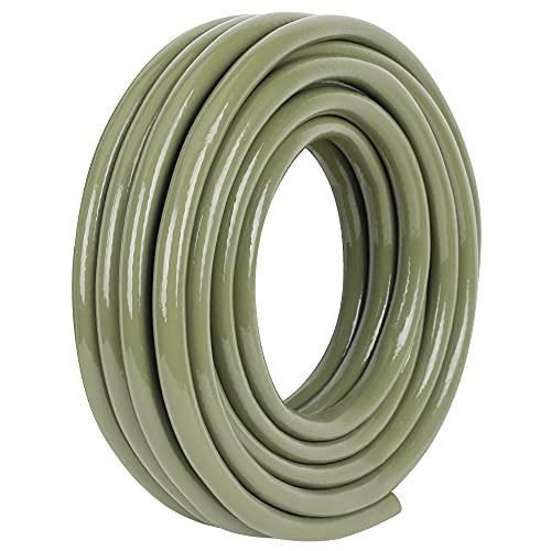 JonesHouseDeco PVC Manguera para Jardin 15m 1/2'' (13mm) Ducha Manguera Riego Flexible de Agua