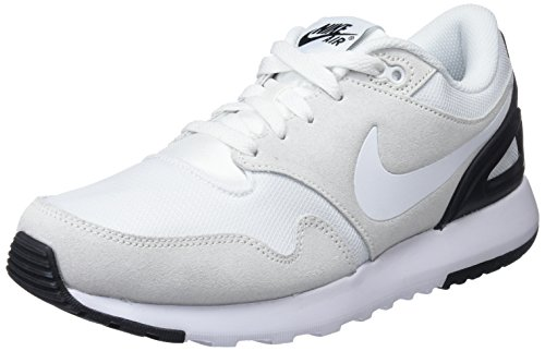 Nike Air Vibenna, Zapatillas de Gimnasia Hombre, Negro (White/White/Black 101), 45.5 EU
