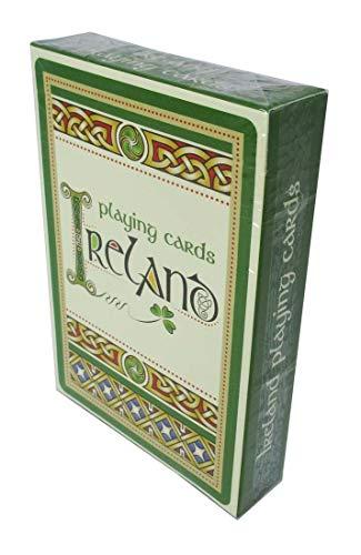 Royal Tara Celtic Ireland Illustrated Playing Cards, 9.7Cmx6.7Cm