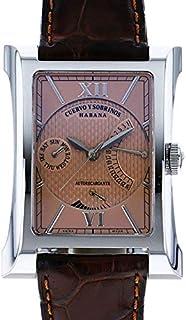 クエルボ・イ・ソブリノス CUERVO Y SOBRINOS エスプレンディトス A2452.1 中古 腕時計 メンズ (W175495)