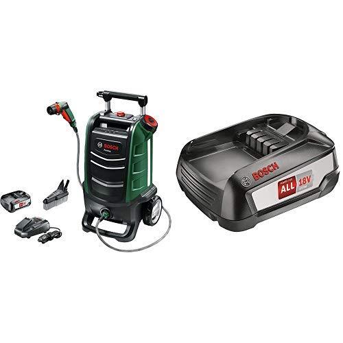 Bosch Fontus - Hidrolimpiadora + Bosch Batería de Litio