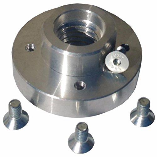 Stadea AFB101K Flush Cut Adapter Flange for Diamond Blades Quad Hole Mount