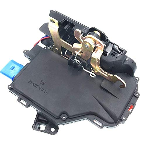 HZTWFC 3D4839016A 7L0839016D 7L0839016E Cerradura de la Puerta Trasera Derecha 3D4839016A para Seat VW Golf Mk5 2003-2009