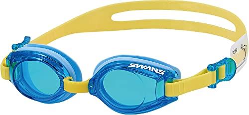 SWANS(スワンズ) 日本製 スイミングゴーグル SJ-9 SKBL スカイブルー 子供用 3歳~8歳