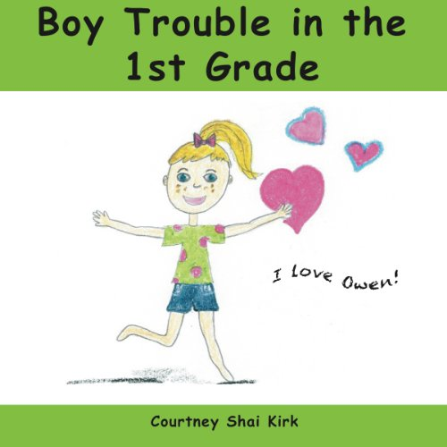 Boy Trouble in the 1st Grade cover art