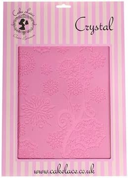 Claire Bowman CRYSTAL Lace Mat Cheap super special price - Ca lace edible Luxury goods for creating