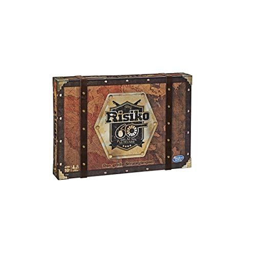 Hasbro E3407800 Risiko 60 Jahre Edition Gesellschaftsspiel, Bunt