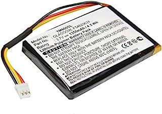 subtel® Batería Premium Compatible con Tomtom One V1, One 1st Edition, One Europe, One Regional (1350mAh) F54629631,Glasgow bateria de Repuesto, Pila reemplazo, sustitución