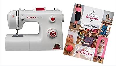 Singer Initiale-Máquina de coser, (18puntadas ajustables) de Singer