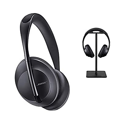 Bose Noise Cancelling Headphones 700 with Headset Stand by BORNKU