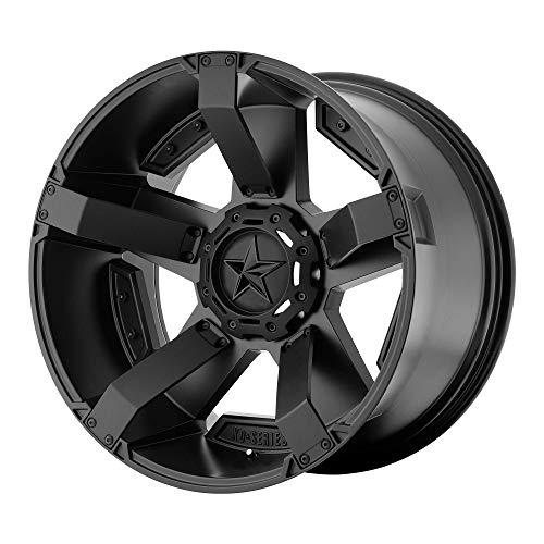 XD XD811 17x9 5x5/5x135-12mm Matte Black Wheel Rim 17' Inch