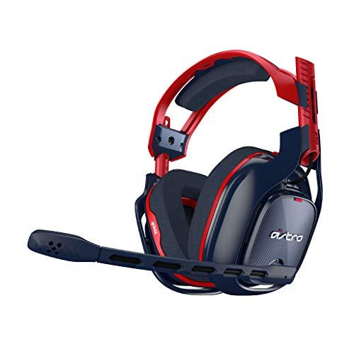 Astro ゲーミングヘッドセット A40TR-10THRD レッド ヘッドセット 有線 Dolby  5.1ch 3.5mm usb PS4/PC/Mac...