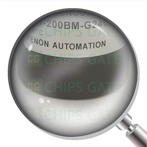 1 codificador giratorio CHA-200BM-G24C.
