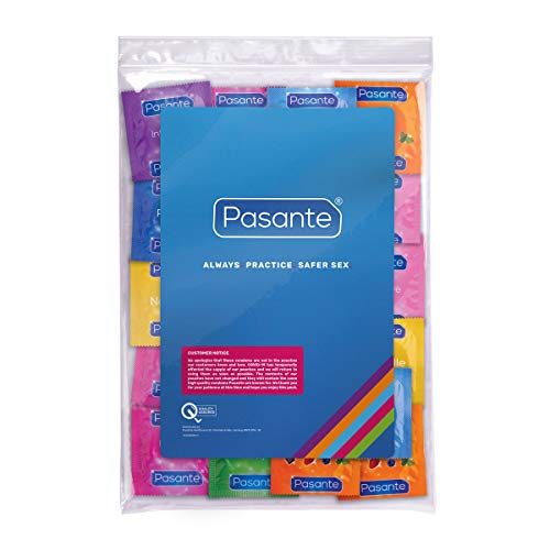 Pasante Condoms Bulk Pack - Mix ...