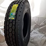 (4-TIRES) 295/75R22.5 ROAD CREW GR320 DRIVE TIRES 4 NEW 16 PLY