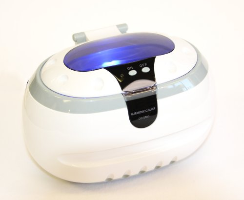 Ultrasonic Jewelry Eyeglass and Lens Cleaner