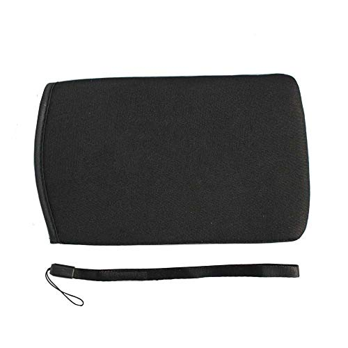OSTENT Soft Protective Travel Carry Case Cover Bag Pouch Sleeve Compatible for Nintendo 3DS XL/ LLSoft Protective Travel Carry Case Cover Bag Pouch Sleeve Compatible for Nintendo 3DS XL/ LL