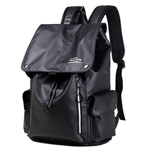 Herren Umhängetasche Tasche Diebstahlsicherung männlichen Rucksack lässig Outdoor-Reise Laptop-Tasche Doppel-Umhängetasche