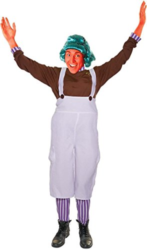 Chocolate Factory Worker