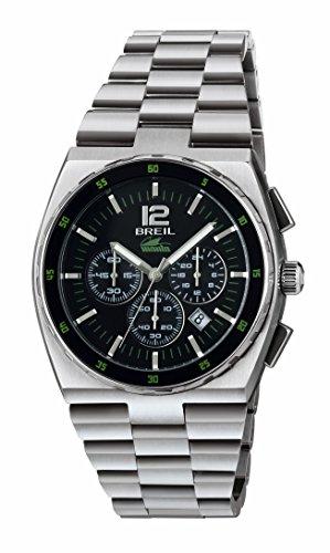 Breil Reloj Cronógrafo para Hombre de Cuarzo con Correa en Acero Inoxidable TW1542