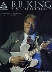 B.B King Anthology Guitare Tablature Edition