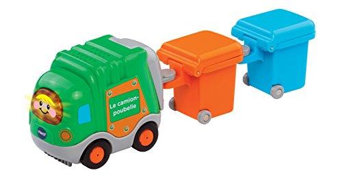 Vtech - Tut tut Bolides Joel le camion-poubelle
