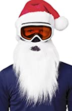 Beardski Men's Santa White Mask