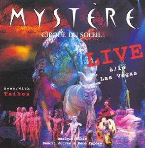 Price comparison product image Cirque du Soleil: Mystere Live a / in Las Vegas