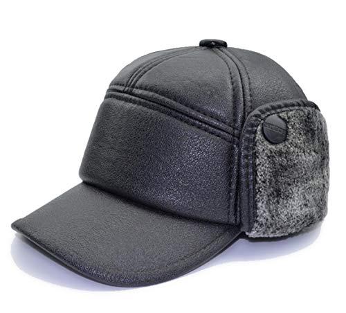 SMACO Gorras De Béisbol para Hombre. Antiguos Protectores De Oídos ...