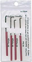Wistyria Editions W200N Felting Needle, 4-Pack