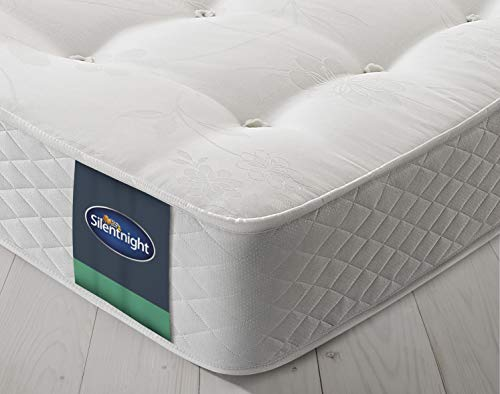 Silentnight Miracoil Ortho Mattress | Extra Firm | Double