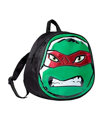 Ninja Turtles Jungen Rucksack - schwarz -