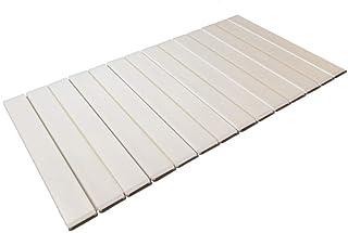 東プレ 銀イオンAG+ 抗菌折りたたみ式風呂ふた ホワイト 75×139cm L14