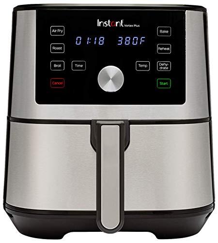 Instant Vortex Plus 6-in-1 Air Fryer, 6 Quart, 6...