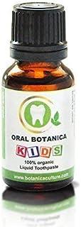 Botanica Culture Oral Botanica Kids, 100% Organic Liquid Toothpaste, 15ml