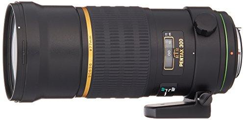 Pentax 300 mm/F 4.0 DA ED (IF) SDM Objektiv (Pentax K-Anschluss,True)