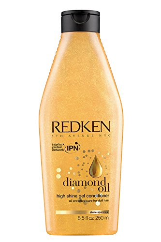 Redken Diamond Oil High Shine Conditioner, 1er Pack, (1x 250 ml)