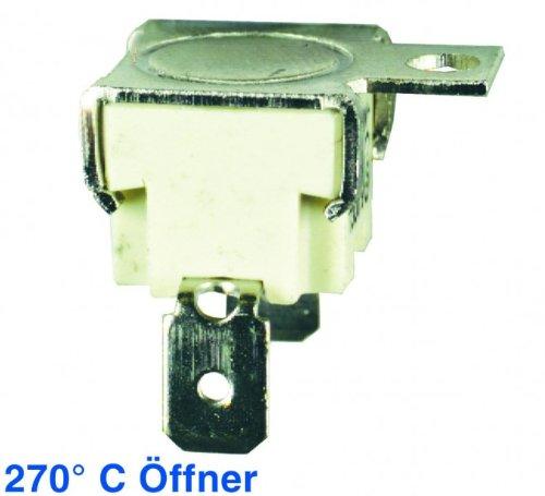 Unbekannt Temp.-begrenzer(BO) 270°, passend zu Geräten von:ACEC AEG Alno-Küchen (Zanussi.